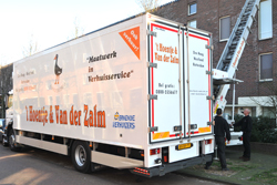 Removal relocation company, Moving is a matter for specialists!
