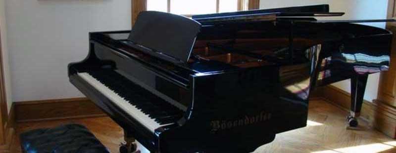 Pianovervoer Vervoer van uw piano