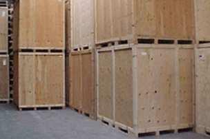 Tijdelijke opslag verhuisbedrijf